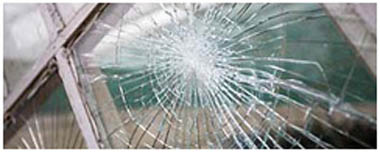 South Ealing Smashed Glass